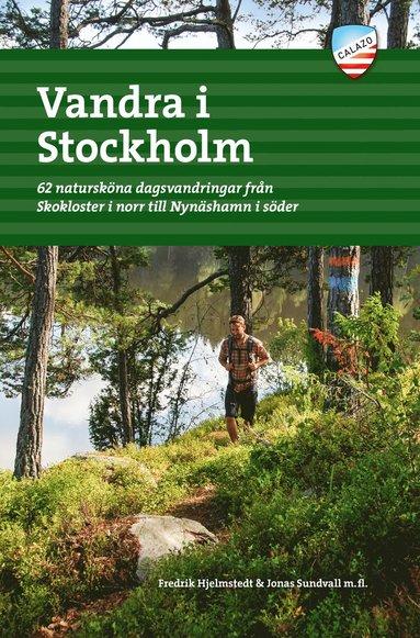 bokomslag Vandra i Stockholm