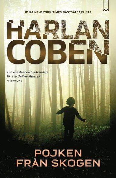 bokomslag Pojken från skogen