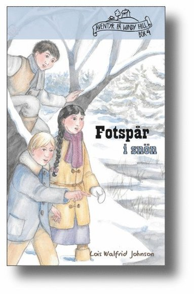 bokomslag Fotspår i snön
