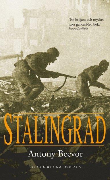 bokomslag Stalingrad