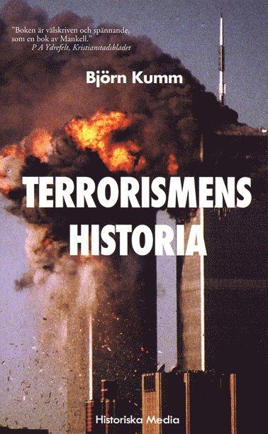 bokomslag Terrorismens historia