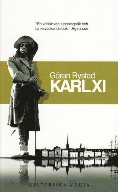 bokomslag Karl XI : en biografi