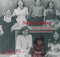 bokomslag Nadja Taikon - Tjejen från Tanto