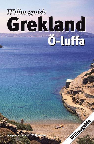 bokomslag Ö-luffa i Grekland