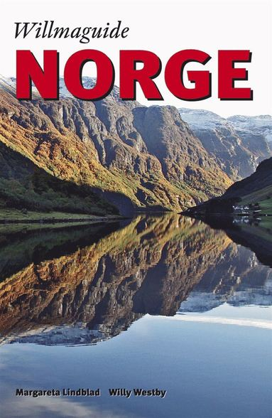 bokomslag Norge Willmaguide