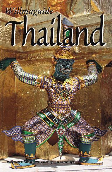 bokomslag Thailand ö-luffa Willmaguide