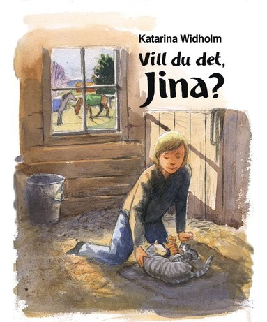 bokomslag Vill du det, Jina?