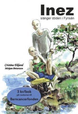 bokomslag Inez slänger döden i Fyrisån