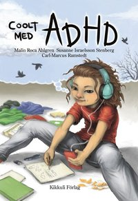 bokomslag Coolt med ADHD