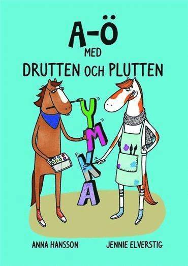 bokomslag A-Ö med Drutten och Plutten