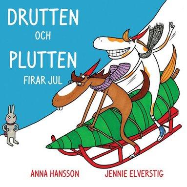 bokomslag Drutten och Plutten firar jul