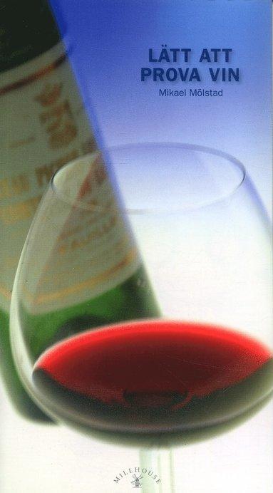 bokomslag Lätt att prova vin