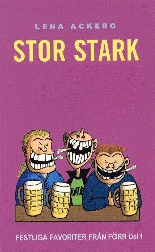 bokomslag Stor Stark
