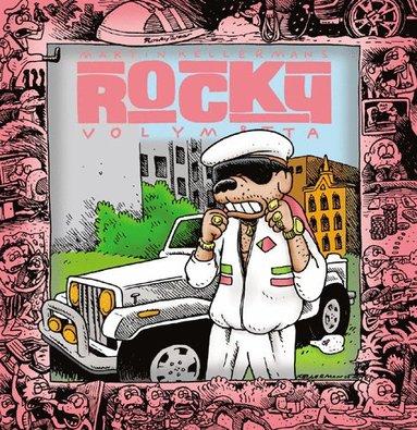 bokomslag Rocky volym 08
