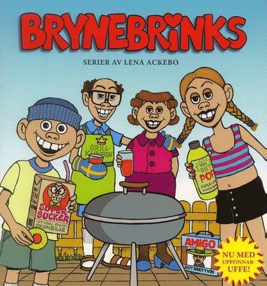 bokomslag Brynebrinks och andra serier