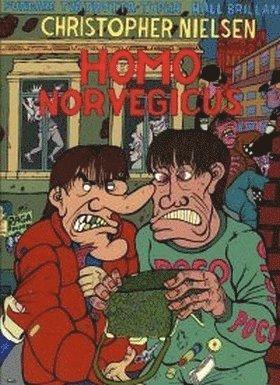bokomslag Homo norvegicus