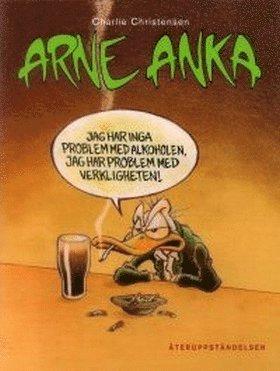 bokomslag Arne Anka. Återuppståndelsen