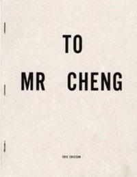 bokomslag To Mr Cheng