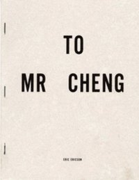bokomslag To Mr Cheng