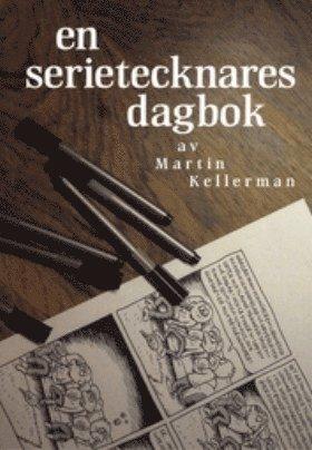 bokomslag En serietecknares dagbok