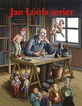 bokomslag Jan Lööfs serier. Volym ett