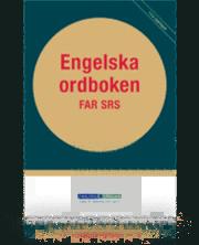 bokomslag Engelska ordboken - FAR SRS
