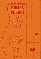 bokomslag Kompa enkelt på gitarr del 1