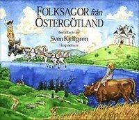 bokomslag Folksagor från Östergötland