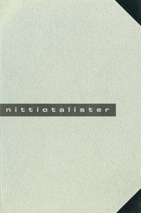 bokomslag Nittiotalister - 15 poeter mitt i 90-talet