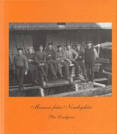 bokomslag Minnen från Norrbyskär