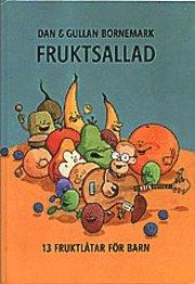 bokomslag Fruktsallad