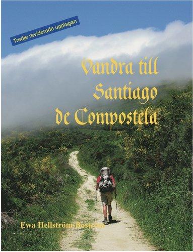 bokomslag Vandra till Santiago de Compostela