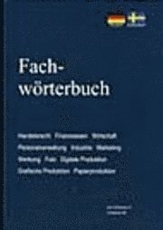 bokomslag Fachwörterbuch : deutsch-schwedisch, schwedisch-deutsch :