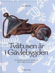 bokomslag Tvåtusen år i Gävlebygden. En historisk, kulturell och språklig resa från järnåldern till plaståldern.