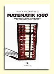 bokomslag Matematik 1000