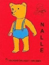 bokomslag Nalle : barnbok med tecken för hörande barn