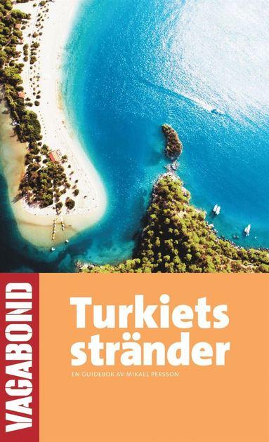 bokomslag Turkiets stränder