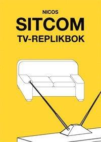 bokomslag Nicos Sitcom TV-Replikbok