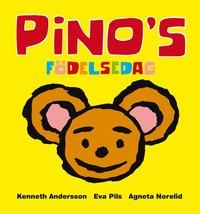 bokomslag Pinos födelsedag