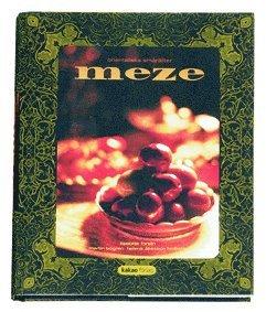 bokomslag Meze : orientaliska smårätter
