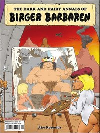 bokomslag The Dark and Hairy Annals of Birger Barbaren