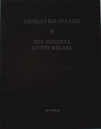 bokomslag Det moderna livets målare
