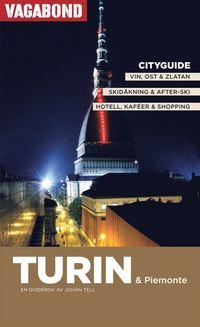 bokomslag Turin & Piemonte : en guidebok av Johan Tell