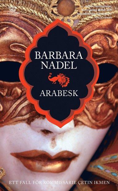 bokomslag Arabesk