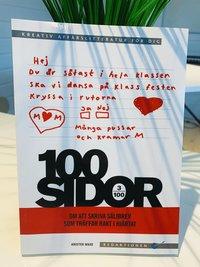 bokomslag 100 sidor om att skriva säljbrev som träffar rakt i hjärtat