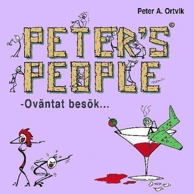 bokomslag Peter's people : oväntat besök