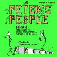 bokomslag Peter's people : firar