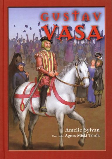 bokomslag Gustav Vasa