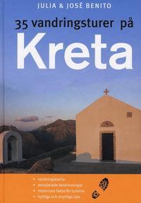 bokomslag 35 vandringsturer på Kreta