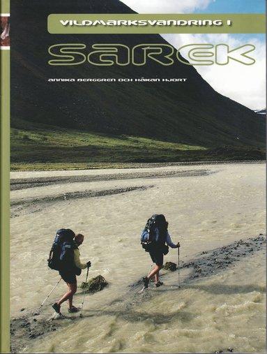 bokomslag Vildmarksvandring i Sarek